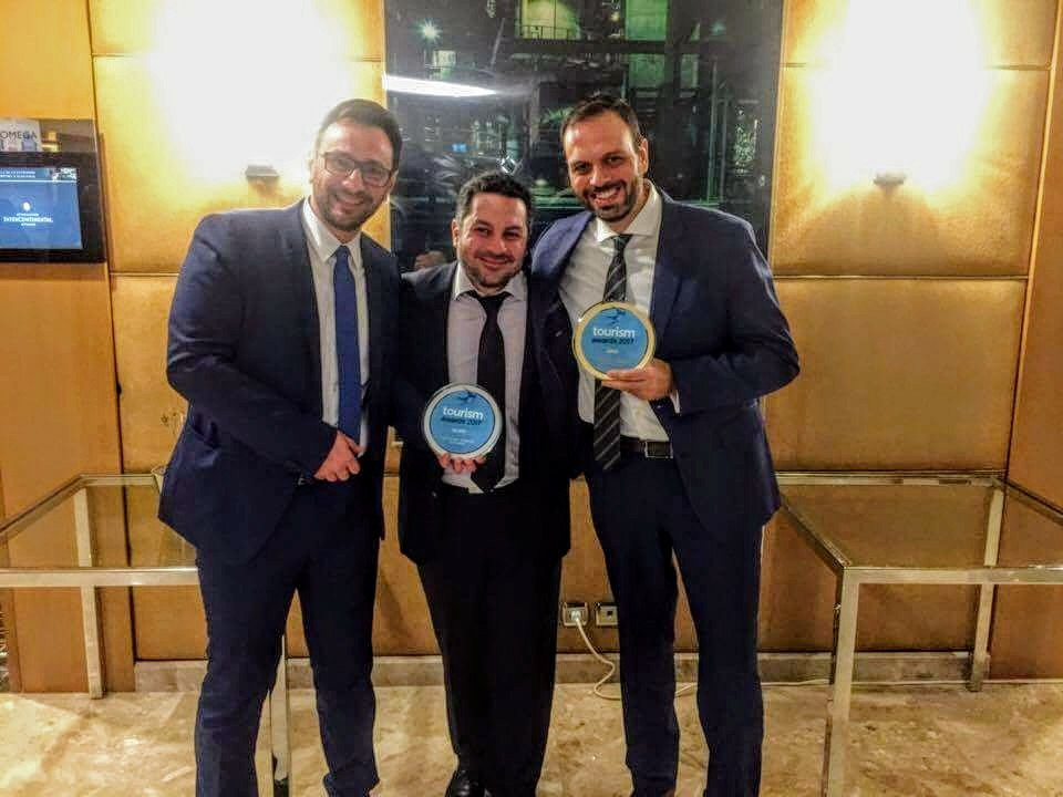 CABS.GR - Tourism Awards