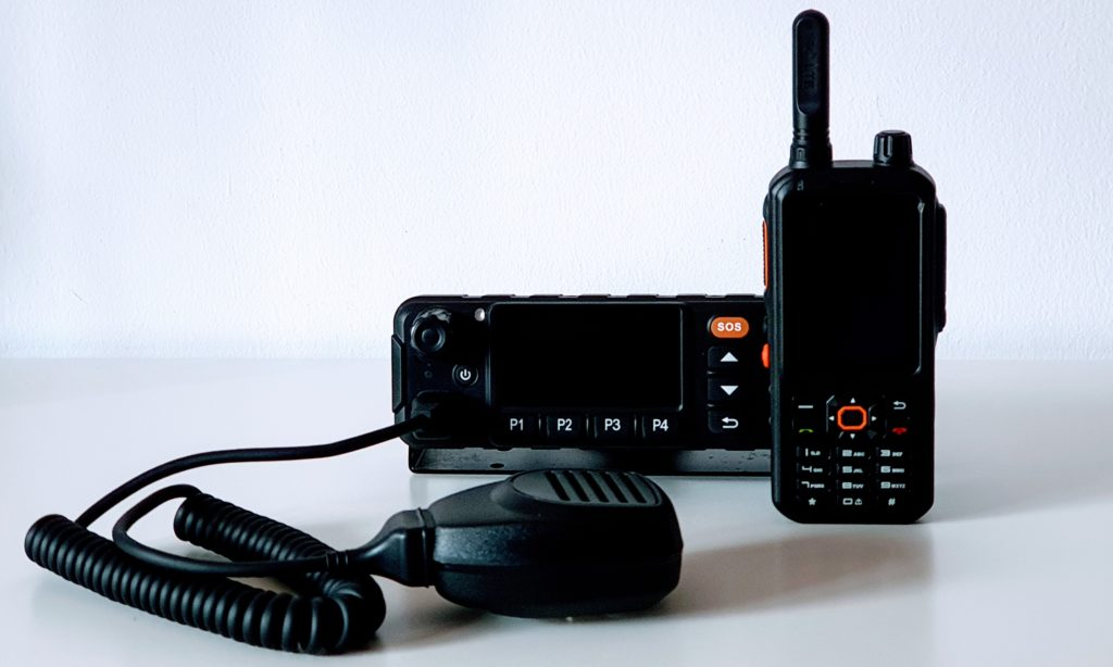 PoC Two way radio για εταιρίες ταξί και τουριστικά πρακτορεία.